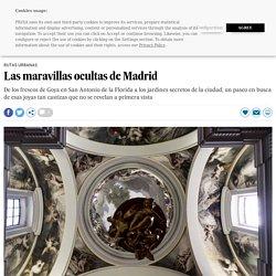 Turismo en Madrid: Las maravillas ocultas de Madrid
