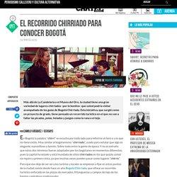 Un turismo popular con Bogotá Chirriada