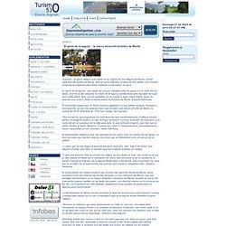 El genio de la laguna´´, la nueva atracción turística de Monte - , portal de Turismo