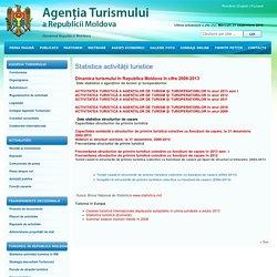 Agenţia Turismului a Republicii Moldova