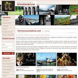 FIESTAS DE CANTABRIA : Fiestas de interés turístico Nacional y Regional de Cantabria