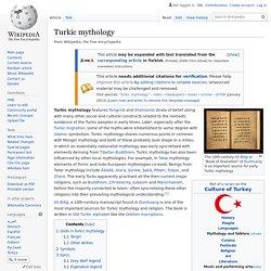 Turkic mythology