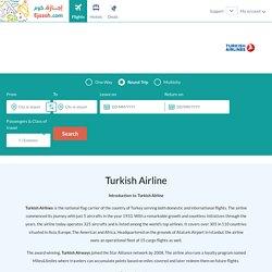 Turkish Airline - Book TK Airline Tickets Online at Ejazah