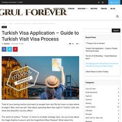 Turkish Visa Application - Guide to Turkish Visit Visa Process -