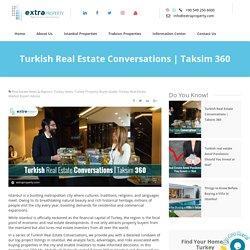 Turkish Real Estate Conversations