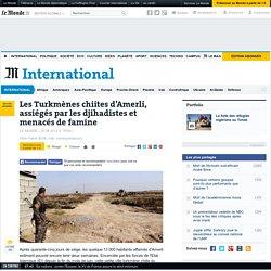 Les Turkmènes chiites d'Amerli, assiégés par les djihadistes et menacés de famine