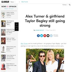Alex Turner new girlfriend: Who is Taylor Bagley?