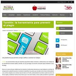 Turnitin: la herramienta para prevenir el plagio