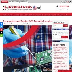 PCB Turnkey Assembly - Technotronix