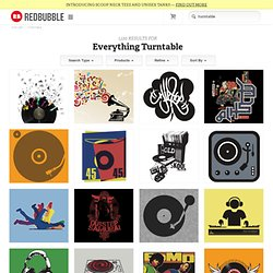 Turntable: Art, Design & Photography