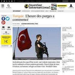 Turquie. L'heure des purges a commencé