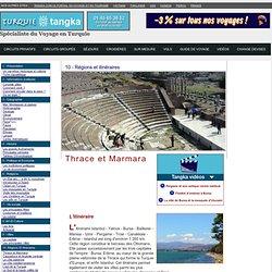 Guide de voyage Turquie multimedia : Thrace et Marmara