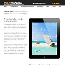 Tablet Brochure