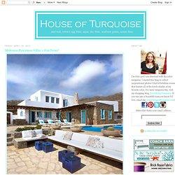 Mykonos Panormos Villas + Fun News!
