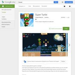 Super Turtle - Aplicaciones de Android en Google Play