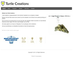 Turtle Creations: Home