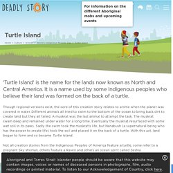 Turtle Island - Deadly Story