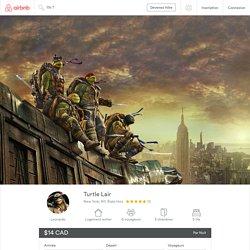 Turtle Lair - Appartements à louer à New York