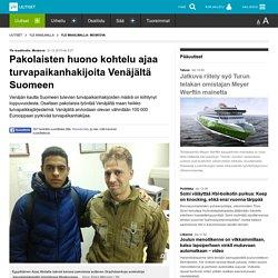 Pakolaisten huono kohtelu ajaa turvapaikanhakijoita Venäjältä Suomeen