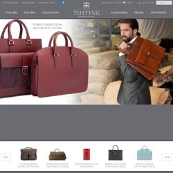 Luxury Leather Briefcases Luggage & Handbags