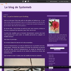 Tuto : un pull en bottom up et Grafting - Le blog de Systemeb