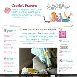 Tuto Et Pdf - Crochet Passion