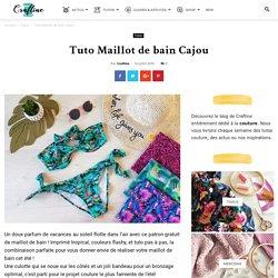 Tuto Maillot de bain Cajou - Le blog de Craftine