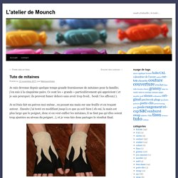 L'atelier de Mounch