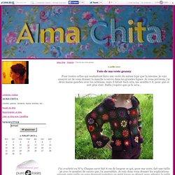 Tuto de ma veste granny - Alma Chita
