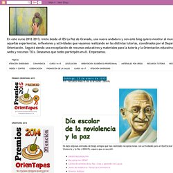 TUTORÍA Y ORIENTACIÓN: 717 / RECURSOS PARA EL DÍA 30 DE ENERO ( DENYP)