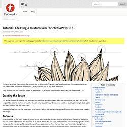 Tutorial: Creating a custom skin for MediaWiki 1.18+ – Redwerks Blog