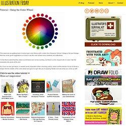 Tutorial – El uso de la rueda de color