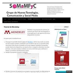 Tutorial de Mendeley