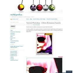 Tutorial Photoshop – Effetto Retinatura Fumetto