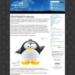 Tutorial: Pingwinek Tux (Inkscape)