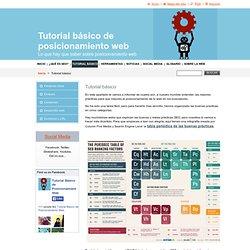 Tutorial básico posicionamiento web