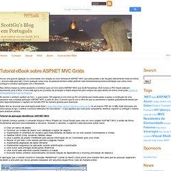 Tutorial eBook sobre ASP.NET MVC Grátis - ScottGu's Blog em