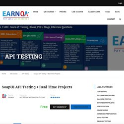 API Testing Training - EarnQA
