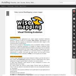 creare mappe