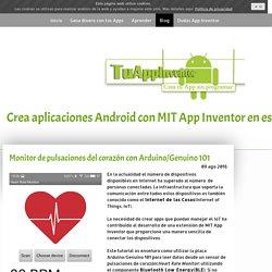 Tutoriales y noticias sobre AppInventor - Tu App Inventor