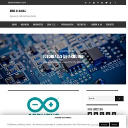 Tutoriales de Arduino