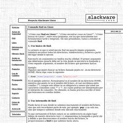 Proyecto Slackware Linux