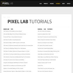 The Pixel Lab