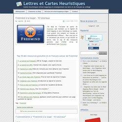 » Freemind à la loupe – 10 tutoriaux - Lettres et Cartes Heuristiques