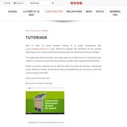 Hout Info Bois : tutoriaux