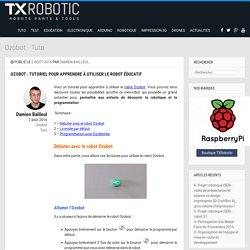 Ozobot : Tutoriel pour apprendre à utiliser le robot éducatif