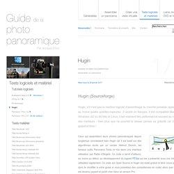 Tutoriel Hugin : assembler un panorama avec Hugin par Arnaud Frich