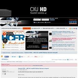 «Tutoriel HTPC - MPC-HC madVR ffdshow Reclock Avisynth» sur le forum «Logiciel PC Home-cinéma» du site Homecinema-fr.com - 29935240 - 1196