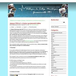 Astuce TNI n°1 : Créer un tutoriel vidéo