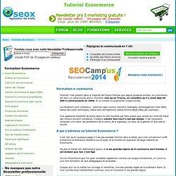 Tutoriel Ecommerce Gratuit : Tuto Et Formation E-commerce